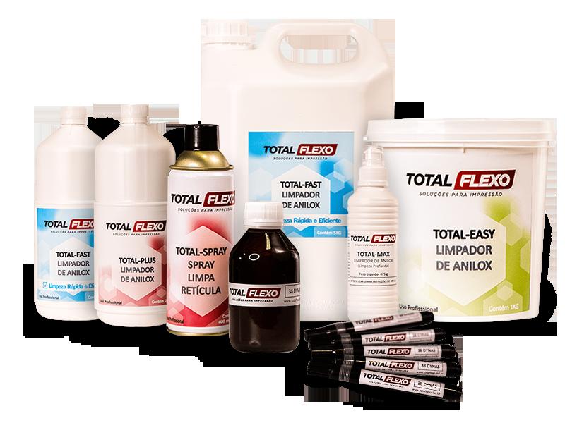 tecnologia e inovação em produtos para  flexografia e rotogravura - TotalFlexo - Soluções Para Impressão