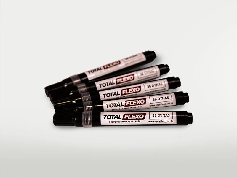 Total Dynas - Caneta de tratamento - TotalFlexo - Soluções Para Impressão