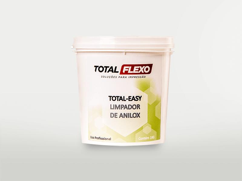 Total Easy - Limpador de Anilox (pasta) - TotalFlexo - Soluções Para Impressão