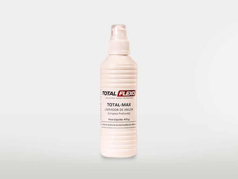 Total Max - Limpador de anilox (limpeza profunda) - TotalFlexo - Soluções Para Impressão